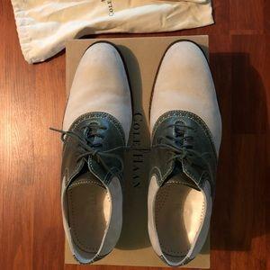Cole Haan Air Colton Saddle Oxford Shoe